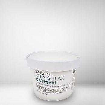 Chia & Flax Oatmeal Cup