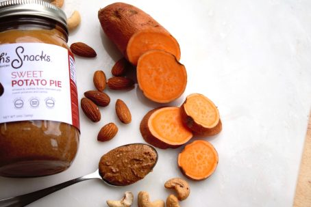 Sweet Potato Pie Nut Butter 3