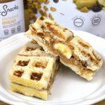 Grilled Banana Wafflewich 1