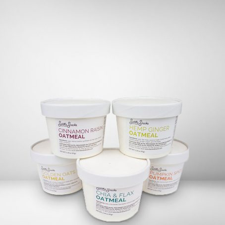 Oatmeal Cup Variety Pack 1