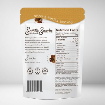 Cacao Coconut Brittle