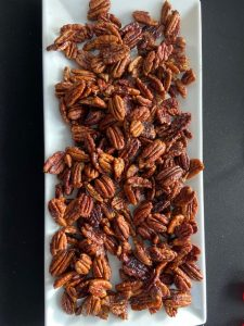 Read more about the article Spiced Pecans