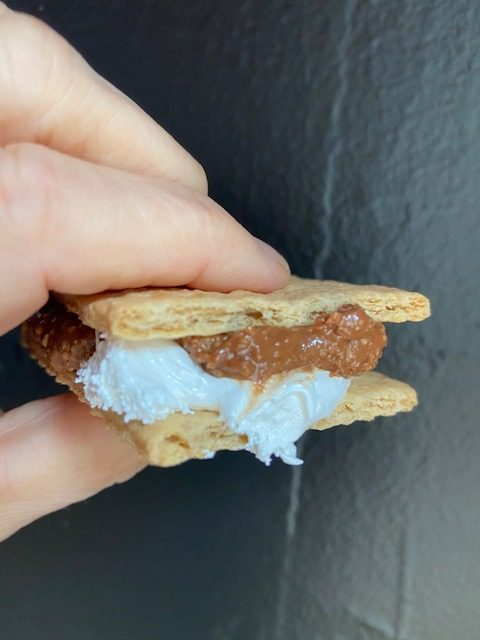 Peanut Butter S'Mores