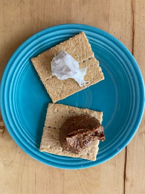 """You are currently viewing <span itemprop=""""name"""">Peanut Butter S'Mores</span>"""